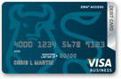 EMA Signature Rewards Visa Card